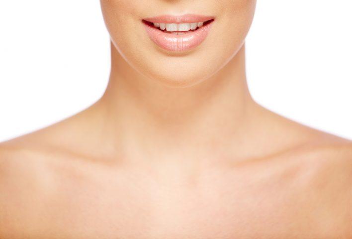 Il ringiovanimento del collo non chirurgico