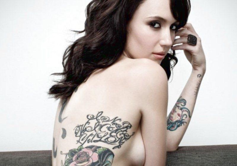 Una luce per cancellare i tatuaggi