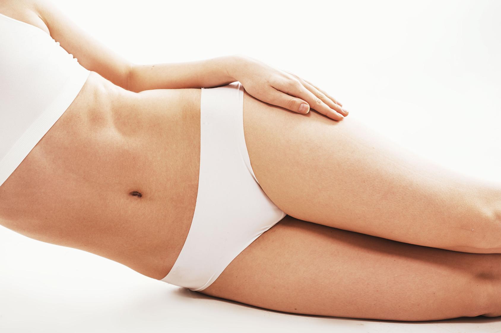 Eliminare cellulite: cosce