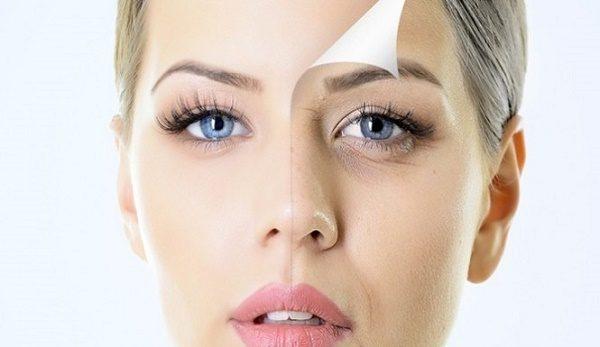 Gli effetti dell'invecchiamento pelle