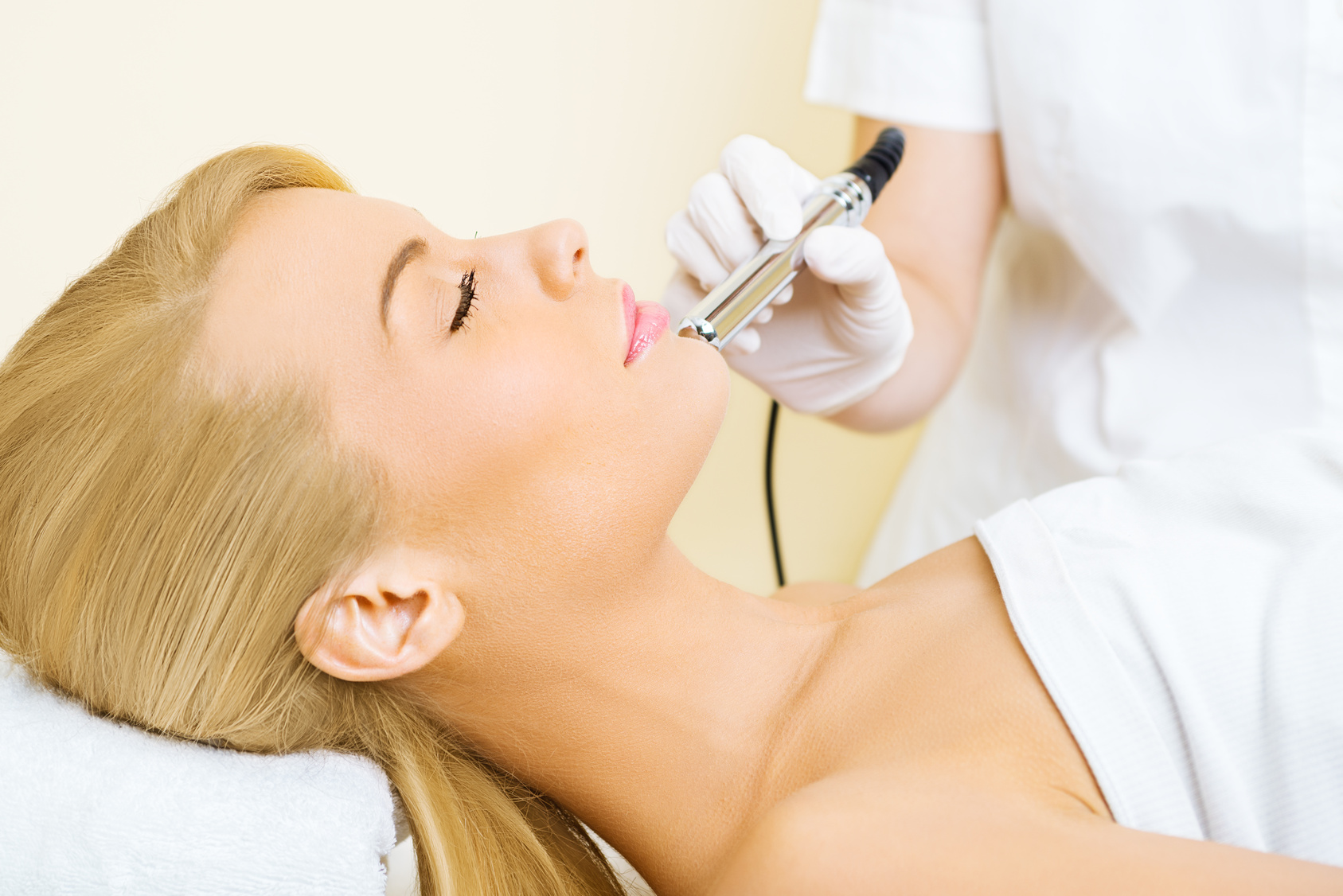 Il laser nella cura dell' acne