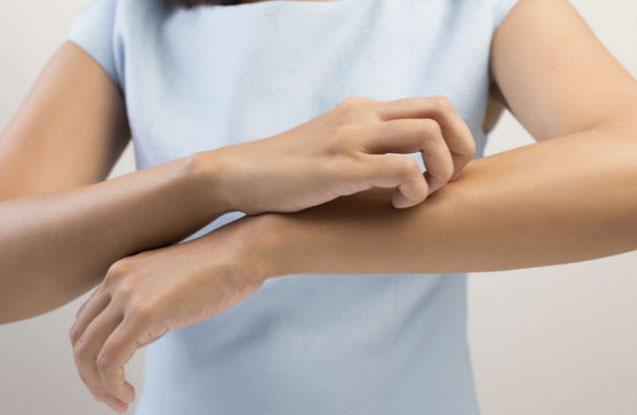 Le malattie della pelle,  ecco le più comuni