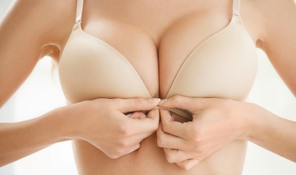 Mastoplastica aumento del seno