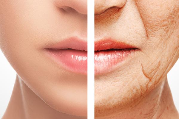 Le Patologie per l'invecchiamento della pelle