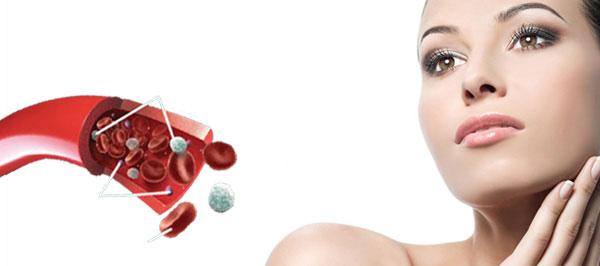 I Fattori di Crescita estratti dalla piastrine (PRP) nei trattamenti estetici