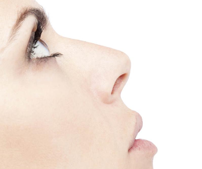 I riflettori puntati sul naso