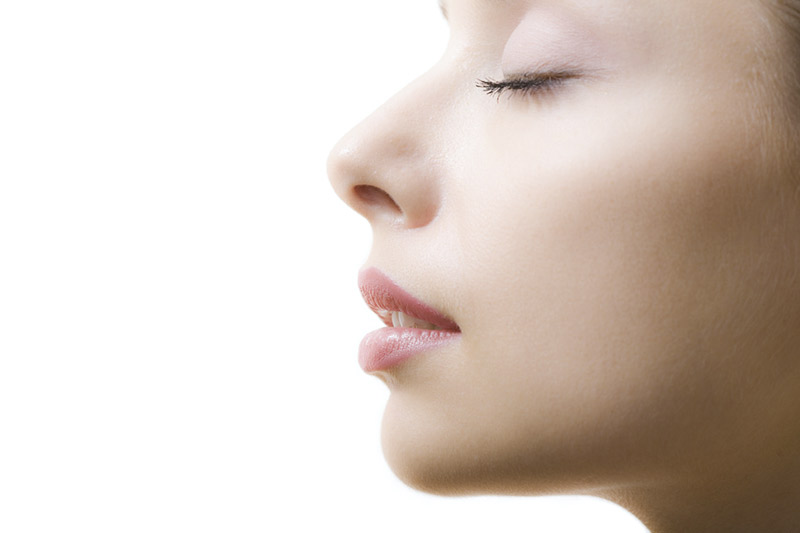 Come avere un naso armonico
