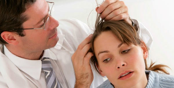Visita tricologica, contro la caduta dei capelli