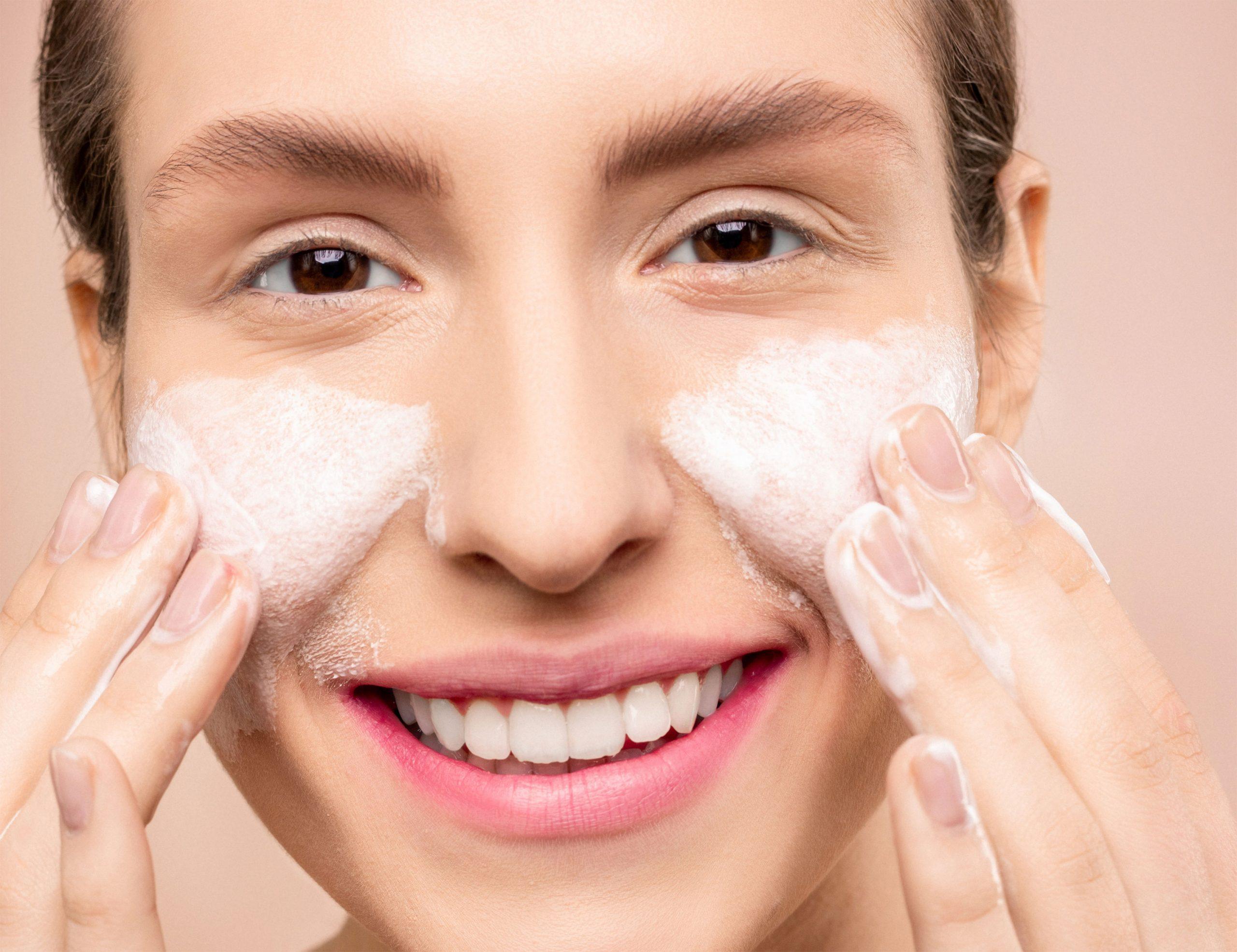 Dermatite seborroica del viso