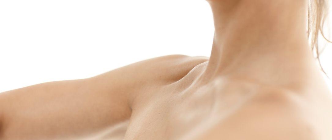 La medicina estetica nel ringiovanimento del collo e del décolleté